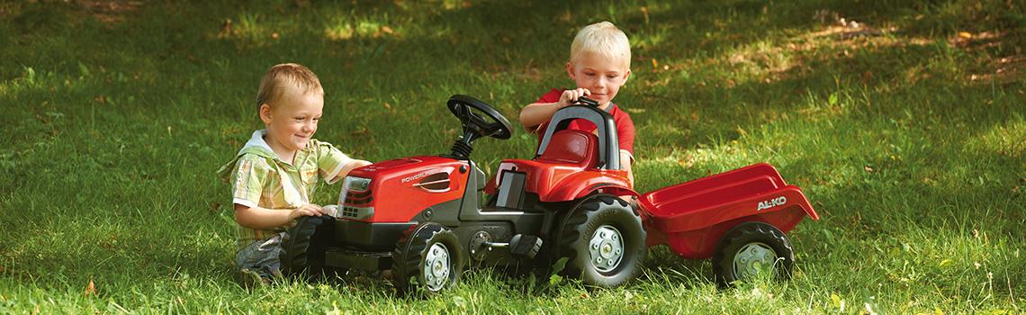 AL-KO for Kids Vorteile   Kleine Gartenhelfer