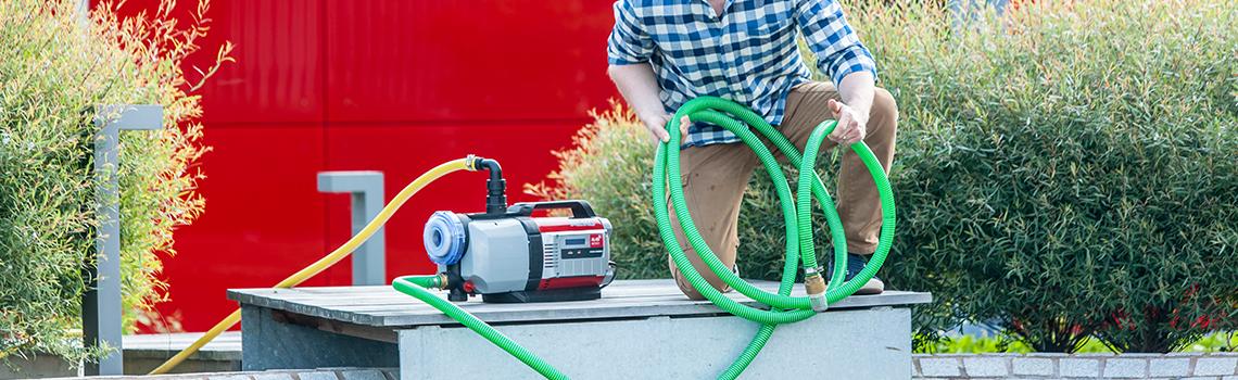 Husvandværker og pumpeautomater | AL-KO spar vand i husholdning og have