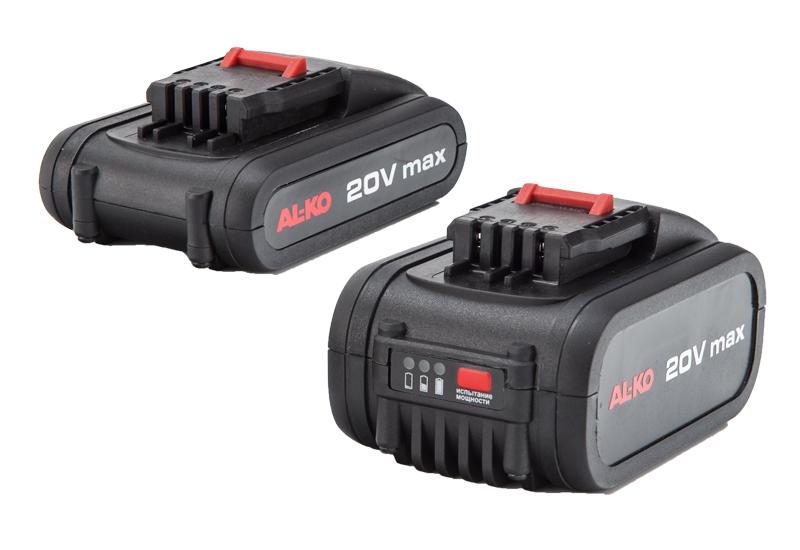 Batteridrevne havemaskiner | AL-KO Easy Flex batterier