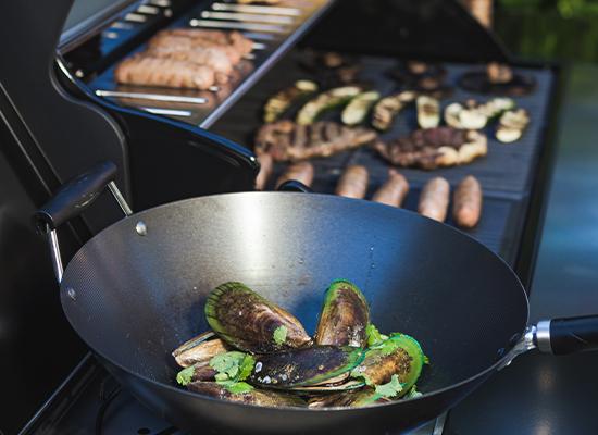BBQ | AL-KO Masport Grill mange grillflader