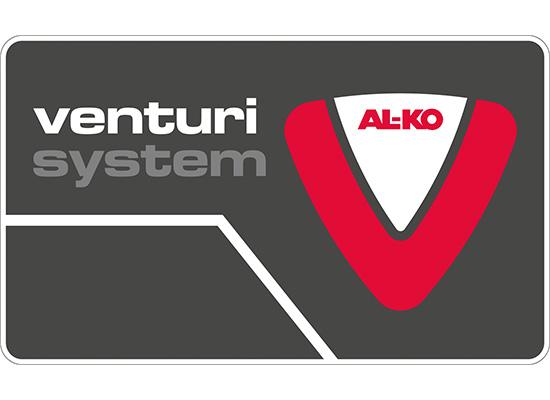 AL-KO Trykpumper fordele | Venturi system