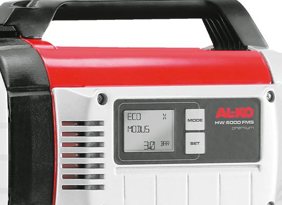 Husvandværker | AL-KO Flow-Measurement-System