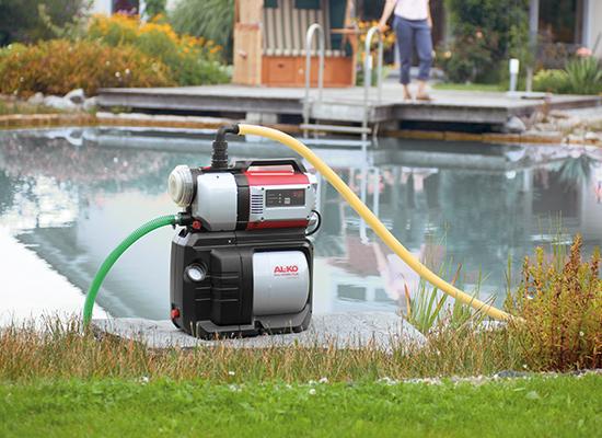 Husvandværker | AL-KO husvandværker fordele