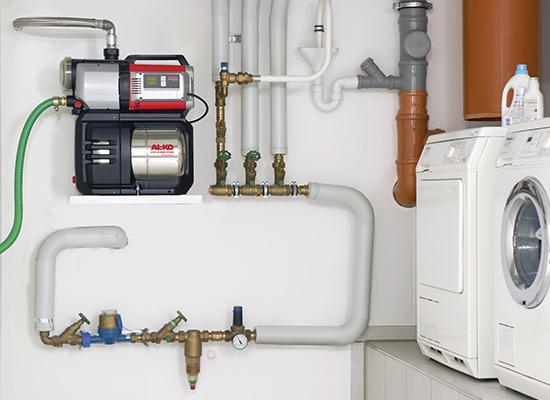 Husvandværker | AL-KO musestille husvandværker