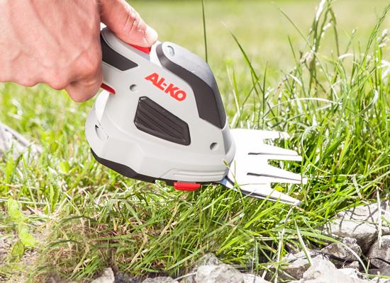 AL-KO Hækkeklippere fordel | 2 i 1 græs- og busksaks