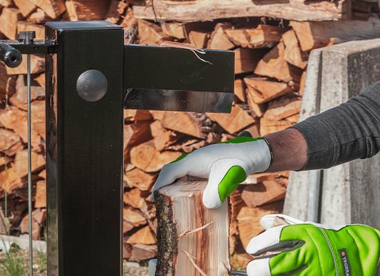 Brændekløvere | AL-KO brændekløver med kraftig kløvekile