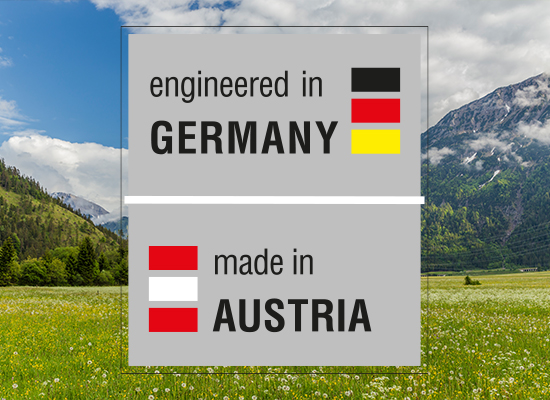 Plæneklippere | Engineered in Germany made in Austria