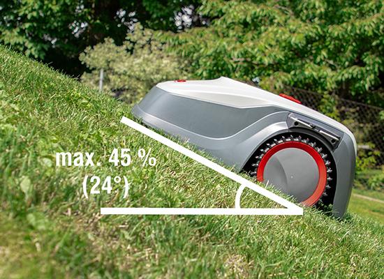 AL-KO robotklippere fordele | AL-KO optimal trækkraft