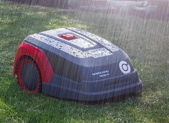 AL-KO robotklippere fordele | Uafhængig af vejret