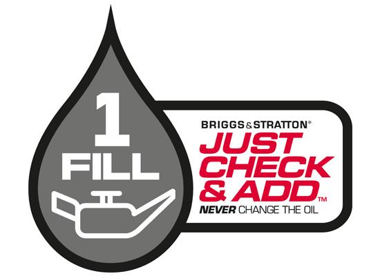 Plæneklippere | Aldrig mere olieskift ved udvalgte Briggs & Stratton motorer
