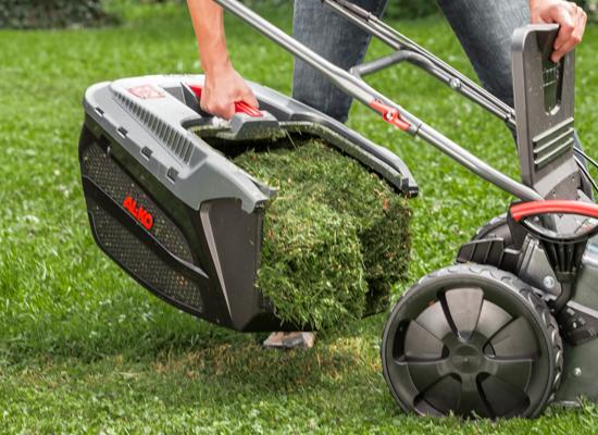 Plæneklipper | AL-KO MaxAirflow Technology optimal græsopsamling