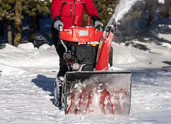 sneslynger | AL-KO ubesværet vinterarbejde