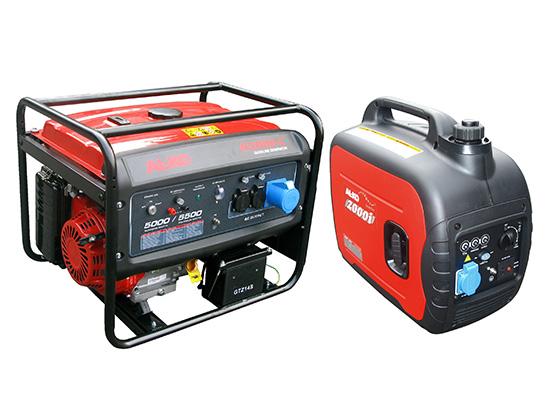 AL-KO Generatorer fordele | Inverter og generatorer