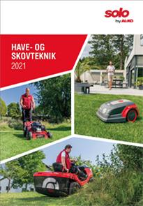 Katalog | solo by AL-KO Have- og Skovteknik 2021