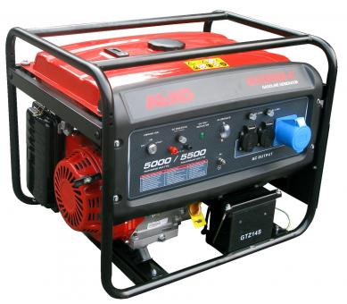 Generator AL-KO 6500 D-C